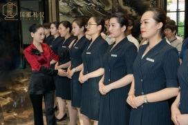 国雅礼仪高端培训助力企业发展