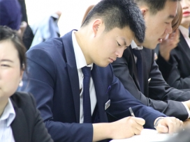 企业商务礼仪培训